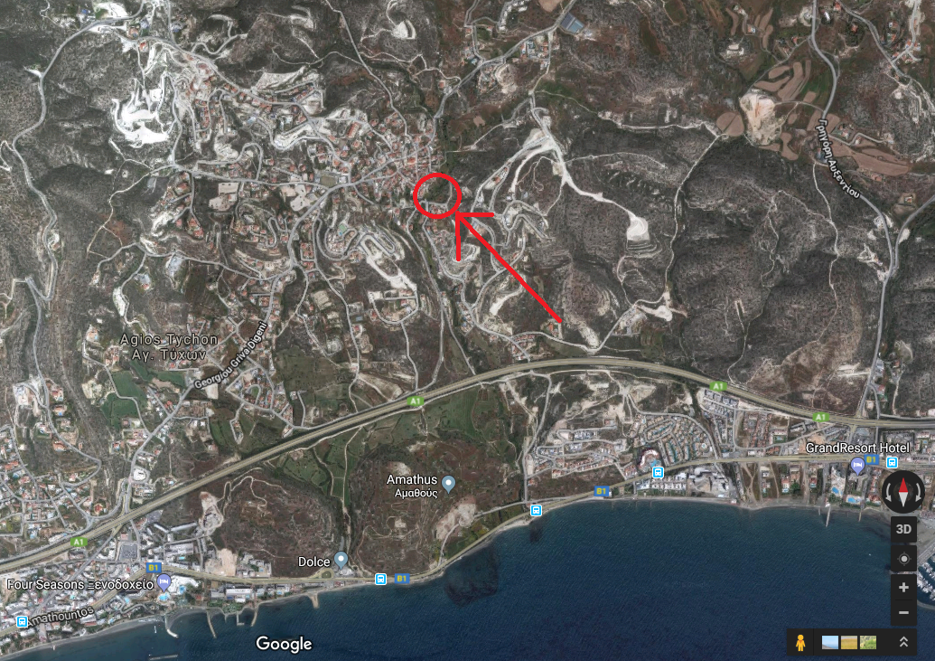 Exclusive Land in Agios Tychonas