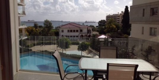 Sea View apartment on John Kennedy street, Limassol