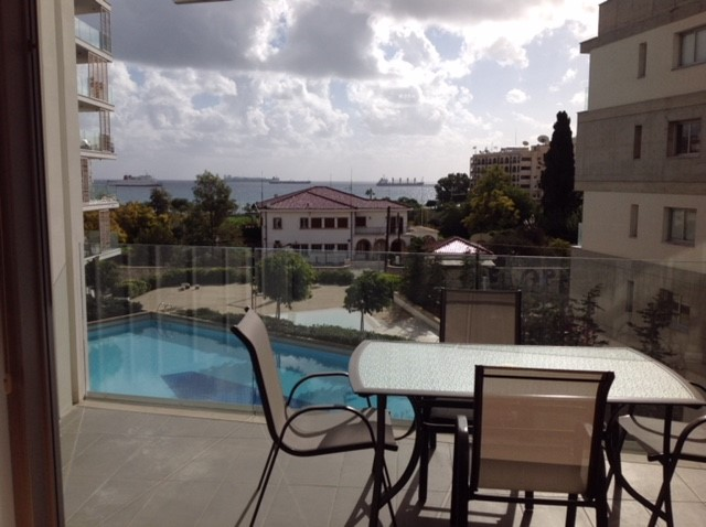 Sea View apartment on John Kennedy street, Limassol